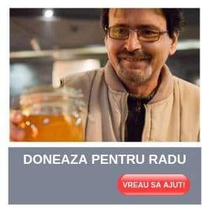 Donează pentru Radu!