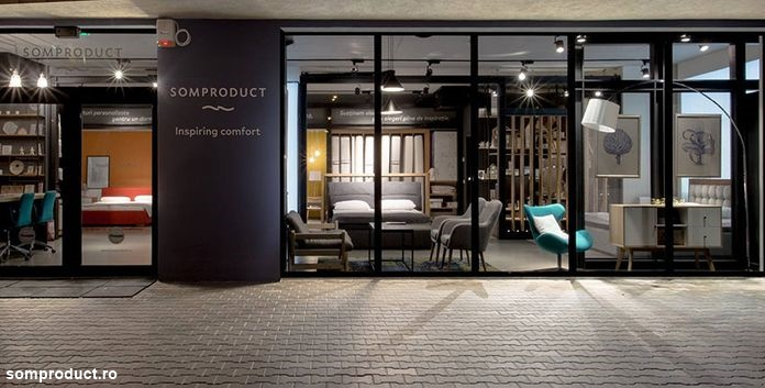 Showroom Somproduct în România și Ungaria