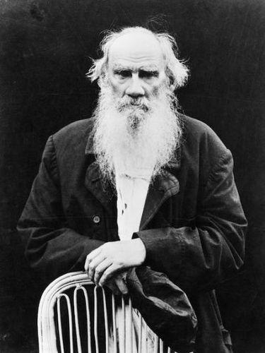 Contele Lev Tolstoi