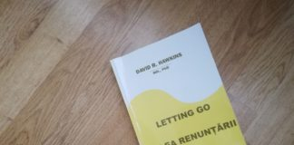 Letting Go - Calea Renunțării de David R. Hawkins
