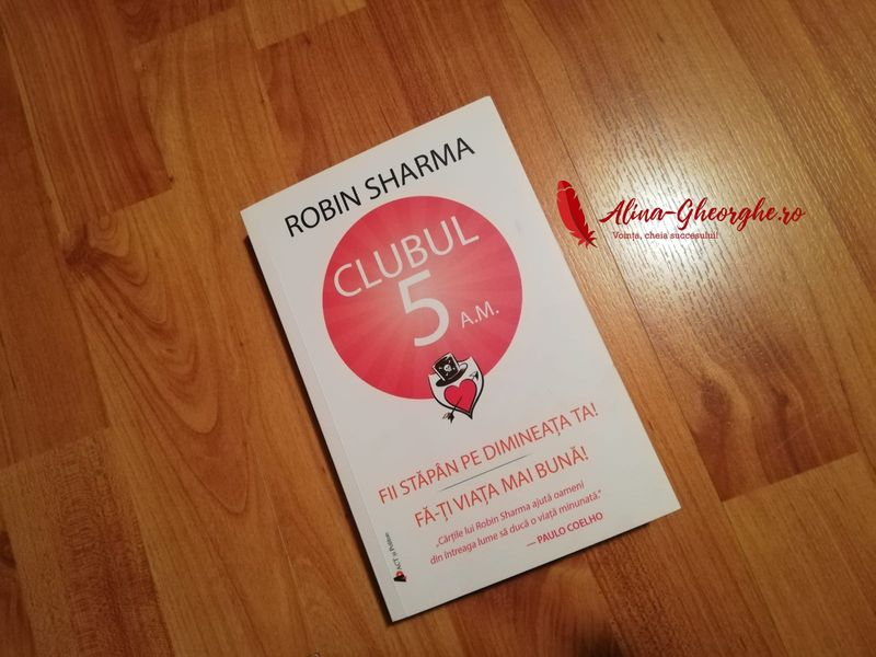 Clubul 5 am de Robin Sharma