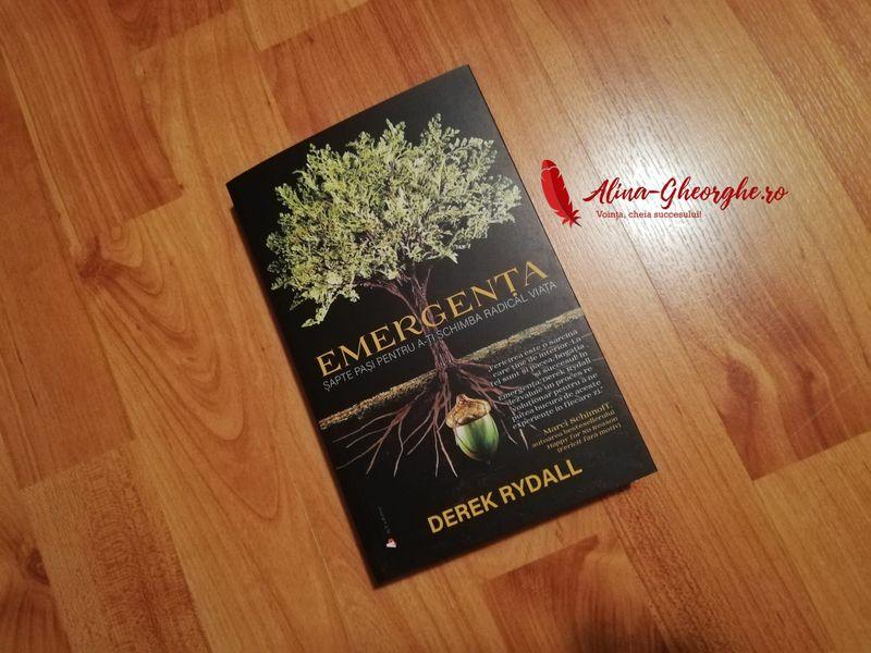 Emergenta - 7 pasi pentru a-ti schimba radical viata