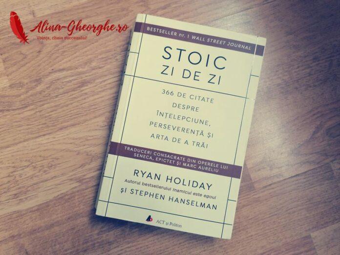 Stoic Zi De Zi de Ryan Holiday și Stephen Hanselman